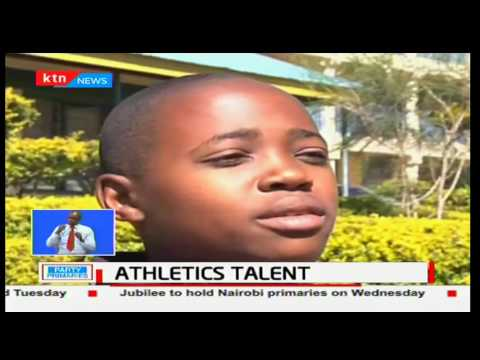 An institute in Kisii County is trying to revive athletics lost glory by tapping young talent