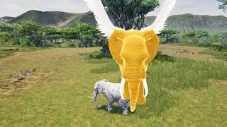 Фармацевтическая VR игра «Найди слона». Изопринозина компании Teva