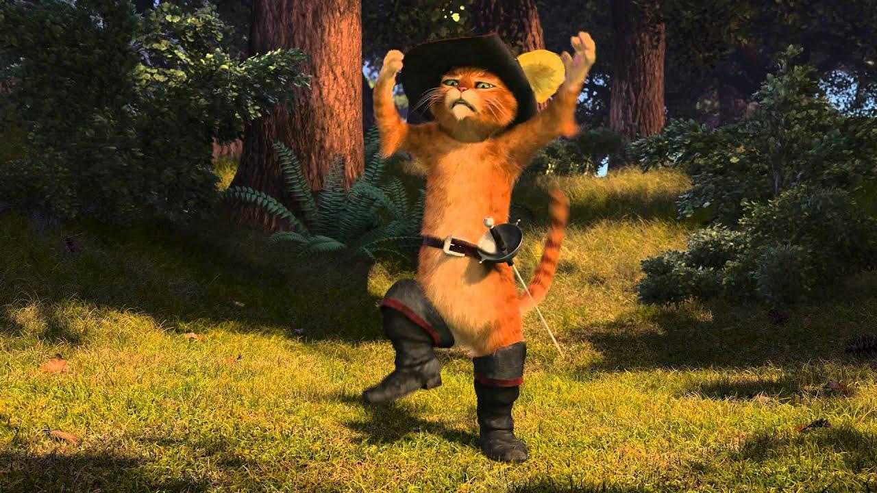 Trailer för Shrek den tredje