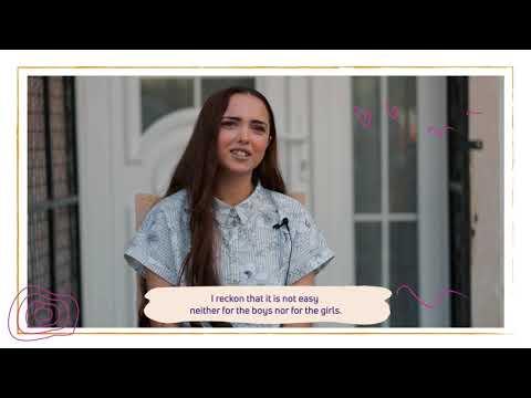 Светски ден на девојчето 2020 - Ѓулсефа Кајтаз, 16, Северна Македонија