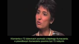72 dziewice dla muzułmanina w raju to nieprawda? Znawca Koranu obnaża kłamstwa lewicowych mediów [WI