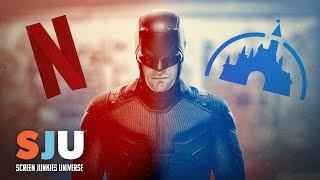 Netflix Cancels Daredevil! Will Disney Save It?? - SJU