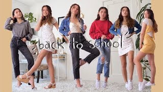 30 BACK TO SCHOOL OUTFITS (yes Its That Time Of Year Im So Sorry)
