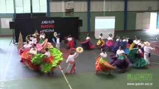 preview picture of video 'Bailes típicos de Costa Rica - Escuela IPICIM'