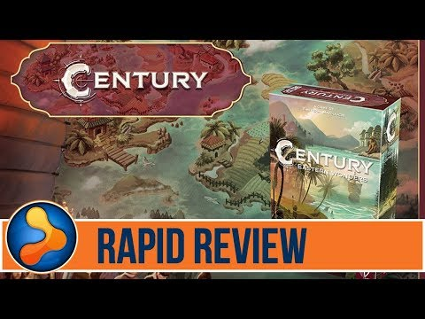 Century: Eastern Wonders Rapid Review - Final Thoughts, No Gameplay