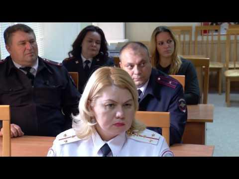 Профессиональный праздник штабных подразделений в системе Министерства внутренних дел России