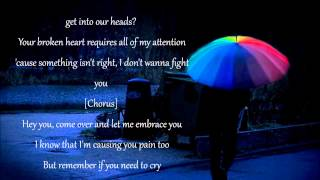 Wipe Your Eyes by: Maroon 5 (Lyrics)