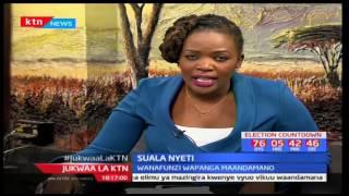Jukwaa la KTN: Suala Nyeti - Pingamizi kwa SGR [Sehemu ya Kwanza]