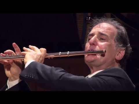 פרוקופייב סונטה לחליל ופסנתר (פרק רביעי)