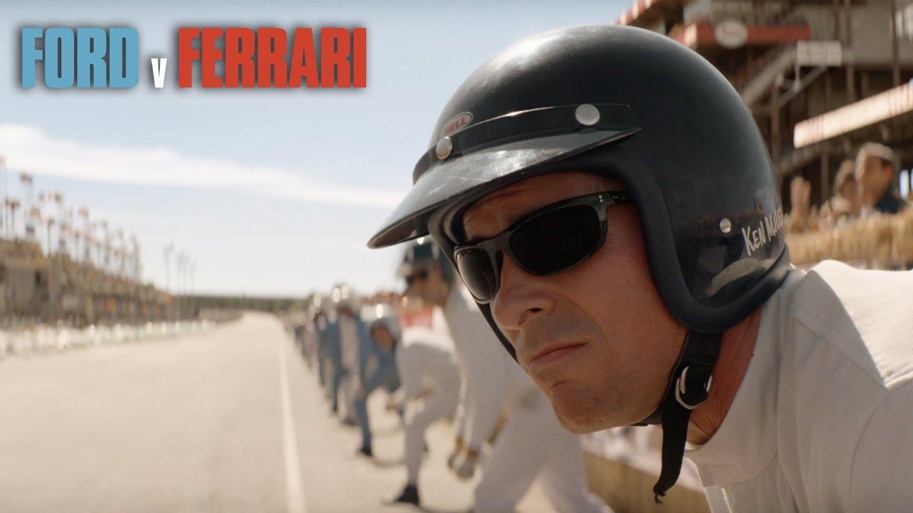 Trailer för Le Mans '66