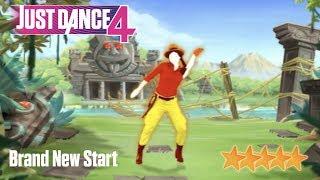 Just Dance 4 - Brand New Start - Anja - 5 Stars