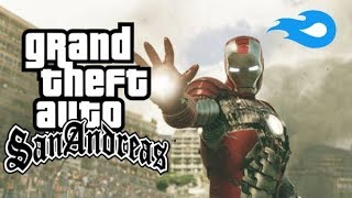 how to download gta sa ironman mod pc - TH-Clip