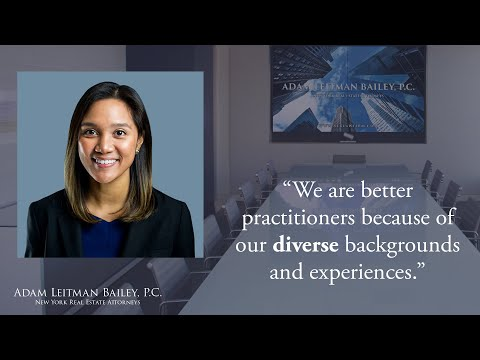 """""""We are better practitioners because of our diverse backgrounds and experiences…"""" testimonial video thumbnail"""
