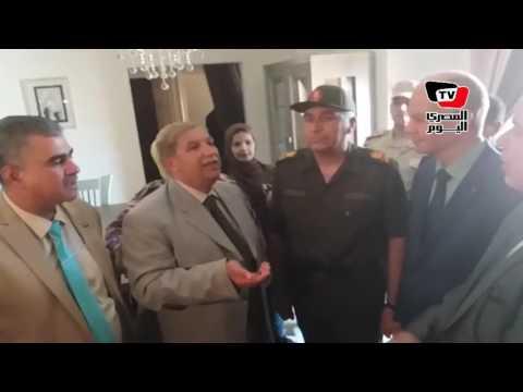 وزير القوى العاملة والمحافظ يتفقدان مدينة الإسماعيلية الجديدة.. و«طاهر»: نموذج عالمي
