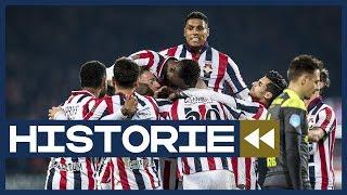 HISTORIE | Wervelend Willem II boekt historische zege op PSV