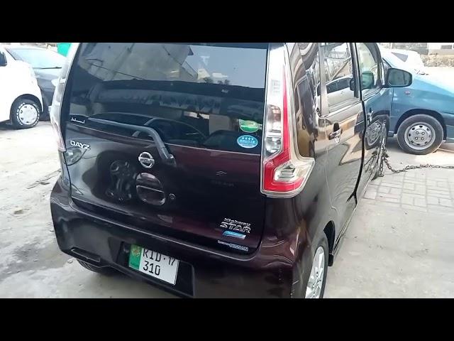 Nissan Dayz Highway Star 2016 Video