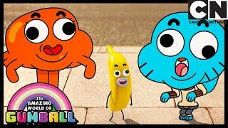 Przyszlosc | Niesamowity świat Gumballa | Cartoon Network