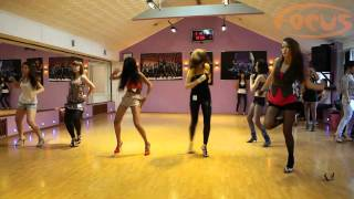preview picture of video 'Go Go среди начинающих 24 06 2011Preselect 3 группа'
