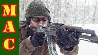 Tribute To Mikhail Kalashnikov And The AK47