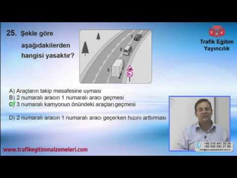 Konu Anlatımlı Test Çözümü Seri 8