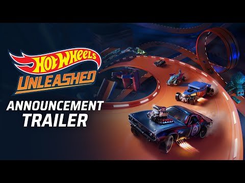 Announcement Trailer de Hot Wheels Unleashed