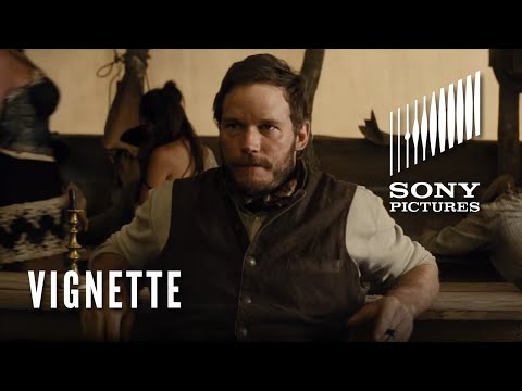 The Magnificent Seven (Character Vignette 'The Gambler')