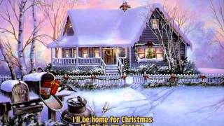 I'll Be Home For Christmas - The Platters