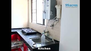 2 BHK,  Residential Apartment in Chinchwad