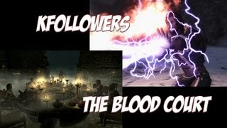 Black's Mod Reviews (Skyrim Edition) - KFollowers and The Blood Court