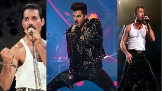 Freddie Mercury VS! Paul and Adam - Queen Tribute