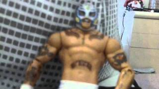 WWE the cures of the vampire Bat PART 2