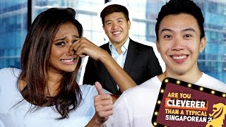 Are You Cleverer Than A Typical Singaporean? (Season Finale) Ep 6: Charlie (ABTM) VS Eswari