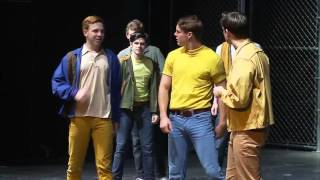 WEST SIDE STORY 'JET SONG' Stratford Playhouse