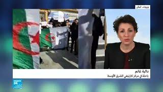 الجزائر: مظاهرات في عدة ولايات ضد العهدة الخامسة لبوتفليقة