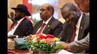 At last, Machar approves peace deal with rival Salva Kiir - VIDEO