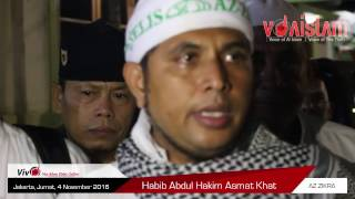 Biadab! 4 Nov: Detik-detik Penembakan Ust Arifin Ilham dan Ulama Dilarikan ke Rumah Sakit