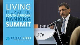 BTS at the SA Banking conference 2017 | Snippet Vlog #001