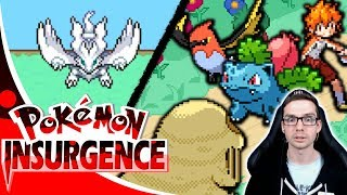 CRAZY TOUGH GYM BATTLE! Pokemon Insurgence Let's Play Episode 8