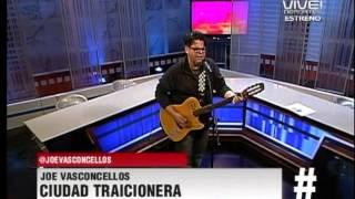 Joe Vasconcellos - Ciudad Traicionera (Demasiado Tarde 2012)