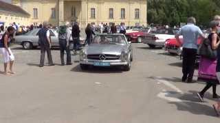 preview picture of video 'SL-Treffen in Laxenburg 1. Mai 2013'