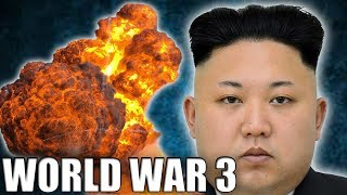 WORLD WAR 3 IS GOING TO HAPPEN – AMERICA VS NORTH KOREA