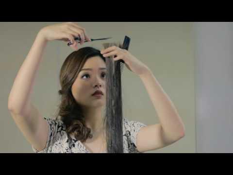 The David's Salon Academy: Basic Hairdressing Course - YouTube