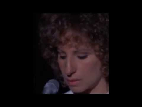 With One Look Lyrics – Barbra Streisand