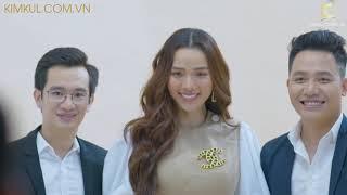 Video ra mắt mỹ phẩm KIMKUL - Vợ chồng Ưng Hoàng Phúc & Kim Cương