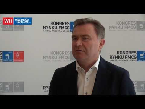 Krzysztof Pawiński, Maspex Wadowice, mówi o planach inwestycyjnych firmy