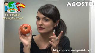 Ecomスペイン語聞き流しリスニング教材8月号