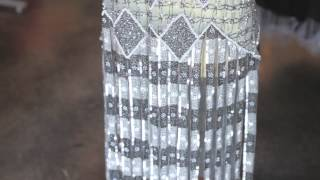 What Kind Of Beads Are Used On Flapper Dresses? : Unique & Vintage Fashion