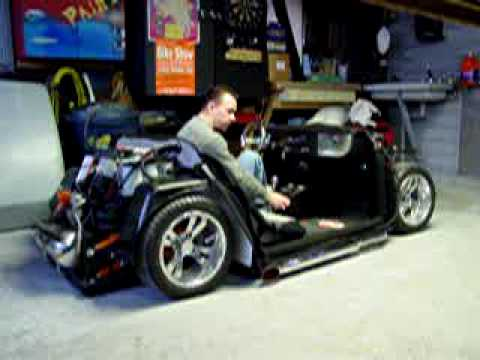 Air Bagged Hot Rod Golf Cart 1948 Ford Coupe on trick golf carts, swift golf carts, bubble golf carts, corona golf carts,