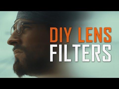 Crazy Visuals with DIY Lens Filters - смотреть онлайн на Hah