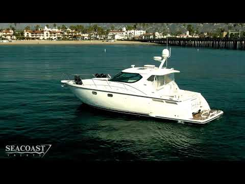 Tiara Yachts 4300 Sovran video